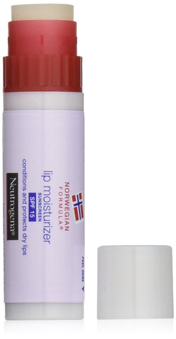 Buy 2 Pack Neutrogena Lip Moisturizer, 4gms each online for USD 9.99 at alldesineeds