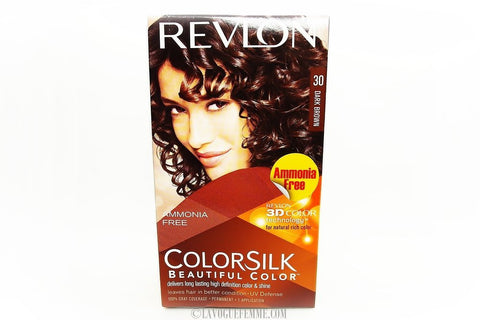 Buy Revlon 3D Technology Colorsilk Beautiful Color 30 No. online for USD 22.68 at alldesineeds