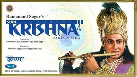 Buy Ramanand Sagar Sri Krishna (Eposide 1 to 76) online for USD 16.11 at alldesineeds