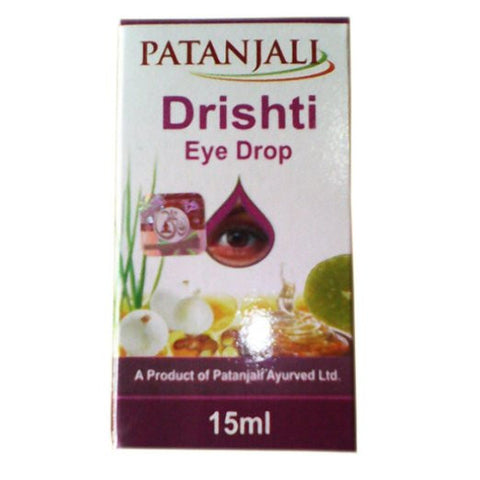 Buy 5 x Divya Drishti Eye Drops 15ml each online for USD 12.87 at alldesineeds