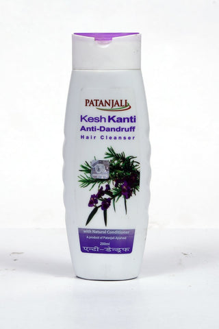 Buy 2 x Patanjali Kesh Kanti Anti-Dandruff Shampoo 200ml (Total 400 ml) online for USD 14.99 at alldesineeds