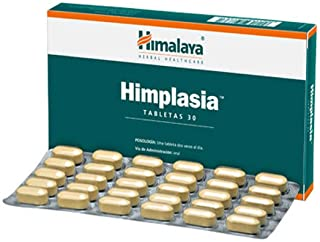 10 Pack of Himalaya Himplasia Tablets - 30 Count