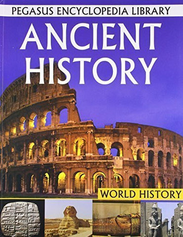Buy Ancient History [Paperback] [Jul 15, 2013] Pegasus online for USD 9.82 at alldesineeds