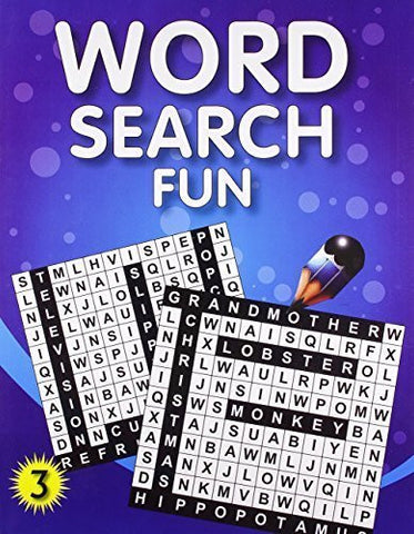 Buy Word Search Fun 3: Book 3 [Jan 01, 2014] Pegasus online for USD 7.86 at alldesineeds