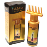 Buy INDULEKHA Hair Oil - Bhringa 100 ml online for USD 15.57 at alldesineeds