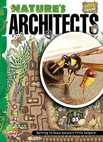 Buy Nature's Architects: Key stage 2 [Jan 01, 2011] Sharma, Garima online for USD 15.32 at alldesineeds