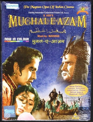 Buy Mughal-E-Azam - Colour online for USD 14.38 at alldesineeds