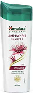 1 Pack of Himalaya Herbals Anti Hair Fall Shampoo, 400ml