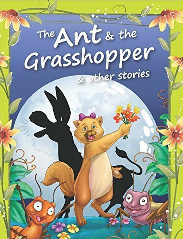 Buy Ant & the Grasshopper & Other Stories [Dec 01, 2010] Pegasus online for USD 7.42 at alldesineeds
