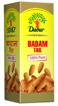 Buy DABUR BADAM TAIL 50ML  x 2 ( 100 ml) online for USD 15.44 at alldesineeds