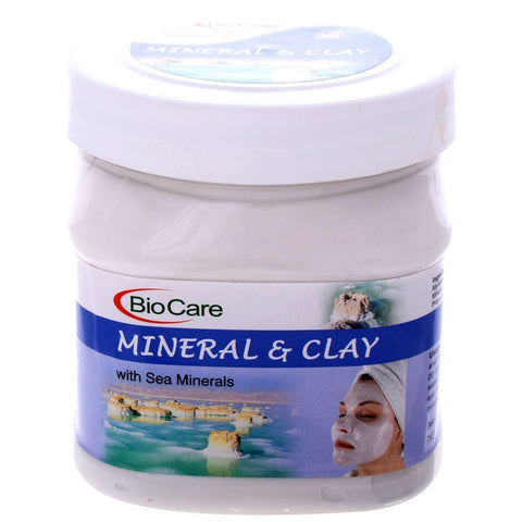 MINERAL & CLAY FACE MASK With Sea Minerals 500ml - alldesineeds