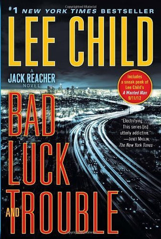 Buy Bad Luck and Trouble: A Jack Reacher Novel [Aug 07, 2012] Child, Lee online for USD 23.22 at alldesineeds