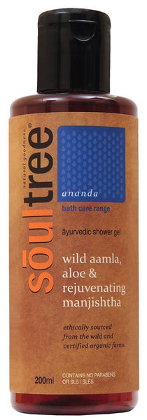 Buy SoulTree Amla Shower Gel, 200 ml online for USD 14.2 at alldesineeds