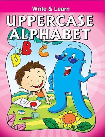 Buy Uppercase Alphabets (Write & Learn) [Paperback] [Apr 01, 2008] Pegasus online for USD 7.86 at alldesineeds