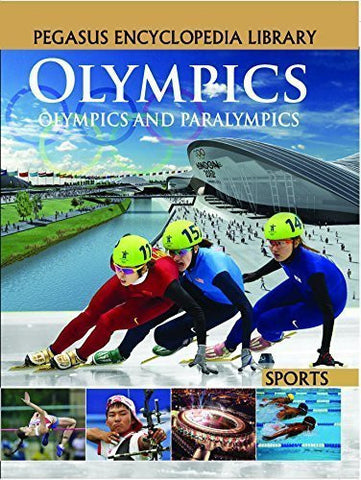 Buy Olympics: Olympics & Paralympics [Jul 01, 2012] Pegasus online for USD 13.74 at alldesineeds