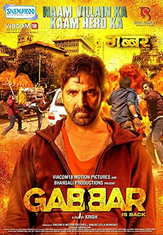 Buy Gabbar Is Back online for USD 14.78 at alldesineeds