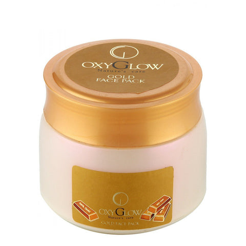 Oxyglow Gold Face Pack Eco Pack, 200g - alldesineeds