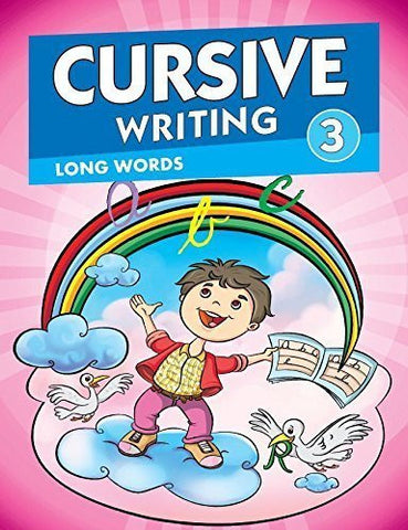 Buy Cursive Writing 3 [Jan 01, 2014] Pegasus online for USD 7.86 at alldesineeds