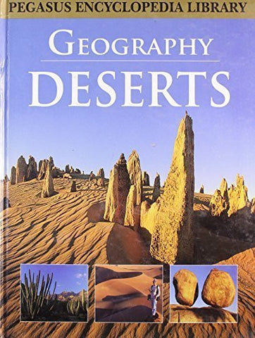 Buy Deserts Geography [Hardcover] [Mar 01, 2011] Pegasus online for USD 15.32 at alldesineeds