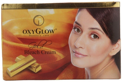 2 Pack Oxyglow Golden Bleach Cream, 240gms each - alldesineeds