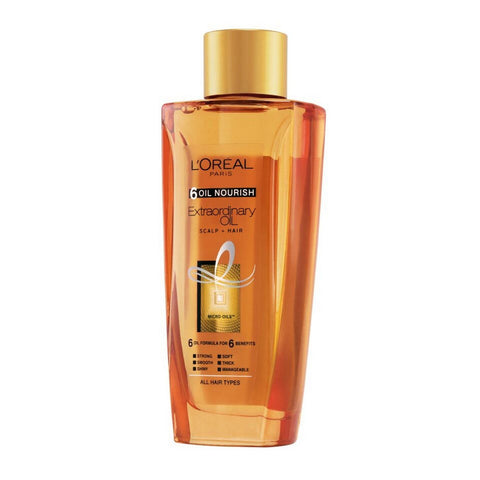 L'Oreal Paris Hex 6 Oil Nourish Oil, 100ml