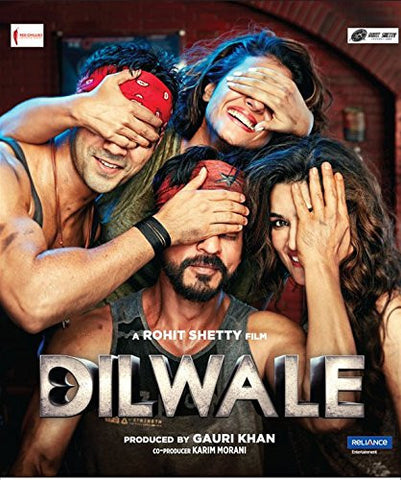 Buy Dilwale online for USD 21.94 at alldesineeds