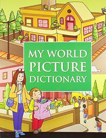 Buy My World Picture Dictionary [Apr 22, 2010] B Jain Publishing online for USD 12.28 at alldesineeds