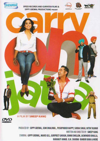Buy Carry on Jatta: PUNJABI DVD online for USD 8.99 at alldesineeds