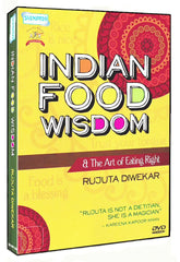 Buy Indian Food Wisdom And The Art Of Eating Right By Rujuta Diwekar online for USD 14.78 at alldesineeds