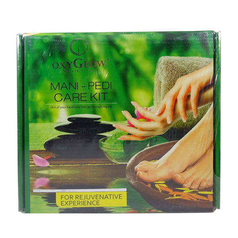 Buy Oxyglow Mani Pedi Care Kit, 400g online for USD 17.5 at alldesineeds
