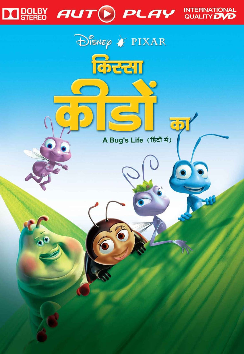 Buy A Bug's Life (Hindi) online for USD 13.11 at alldesineeds