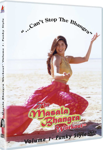Buy Masala Bhangra - Vol. 1: PUNJABI DVD online for USD 9.99 at alldesineeds