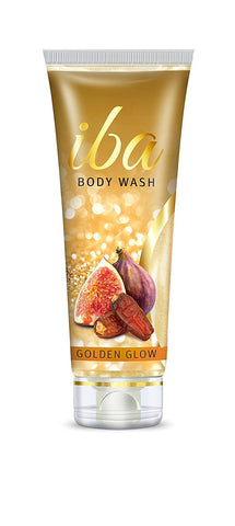 Iba Halal Care Golden Glow Body Wash, 200ml - alldesineeds