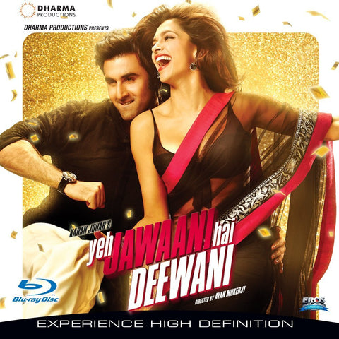 Buy Yeh Jawaani Hai Deewani online for USD 20.74 at alldesineeds