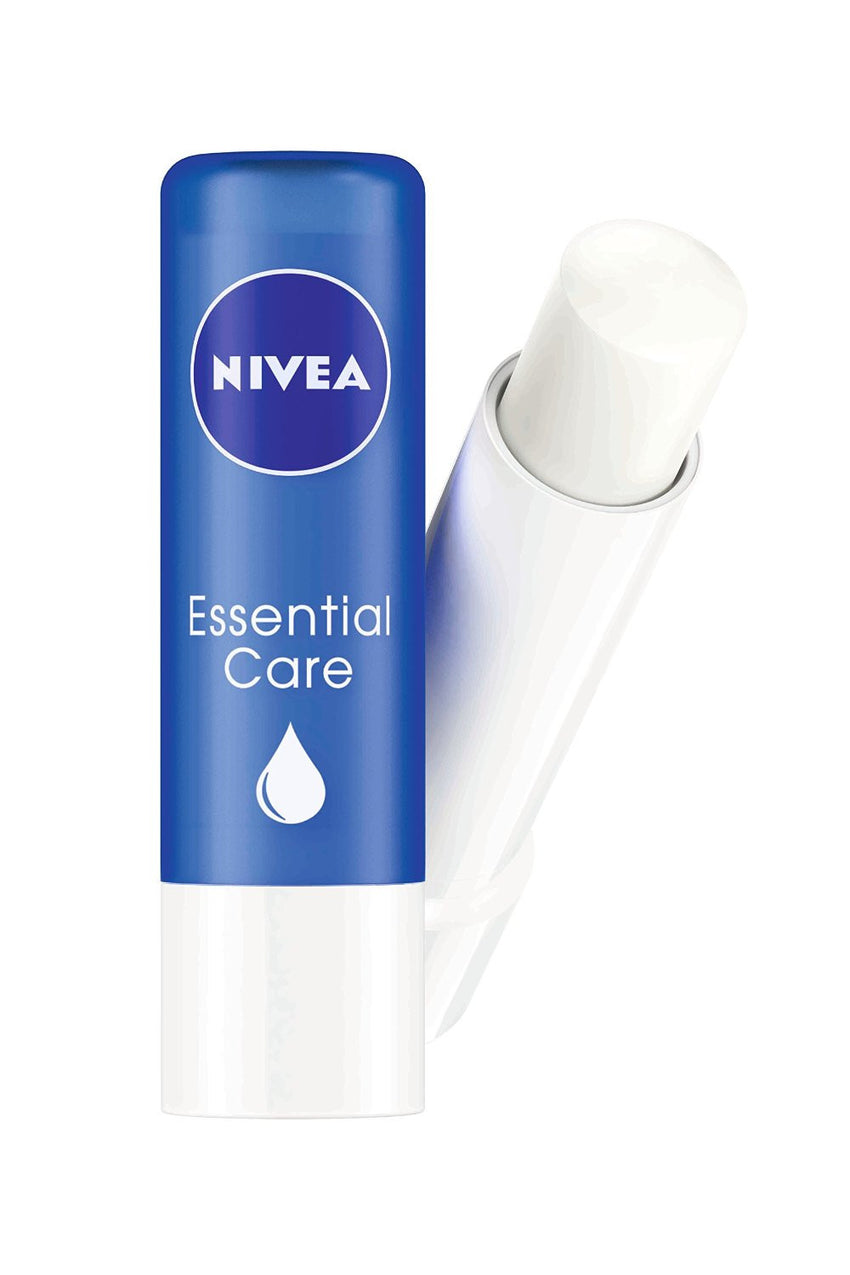Buy 3 Pack Nivea Lip Care Essential Care, 4.8 gms each online for USD 11 at alldesineeds