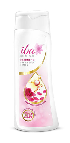 Iba Halal Care Fairness Hand and Body Lotion, 200ml - alldesineeds