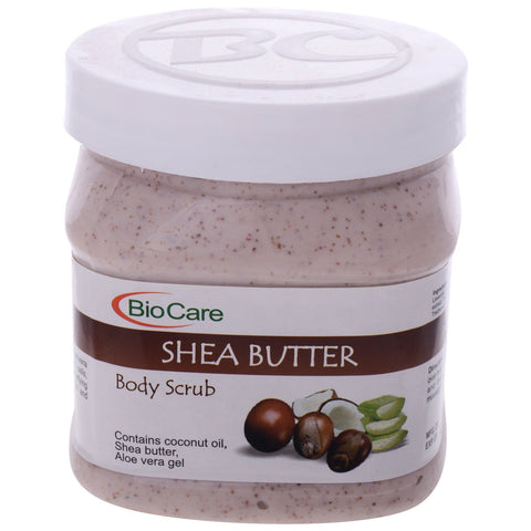 Buy Biocare Shea Butter Body Scrub 500Ml online for USD 17.8 at alldesineeds