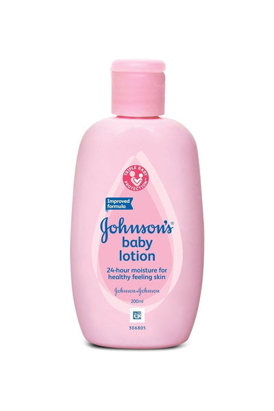 Johnson's Baby Lotion (200ml) - alldesineeds