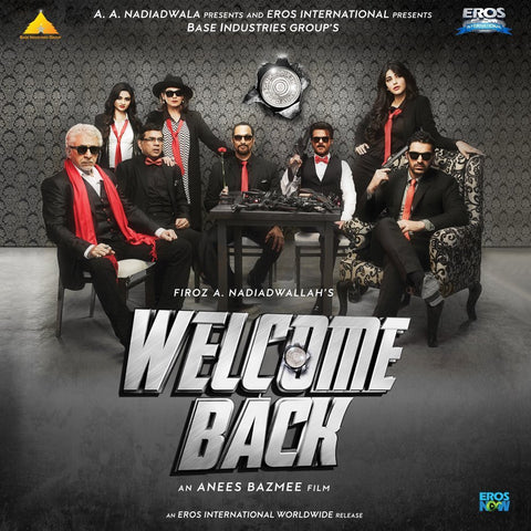 Buy Welcome Back online for USD 14.38 at alldesineeds