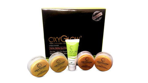 Buy Oxyglow Anti Acne Facial Kit, 155g online for USD 13 at alldesineeds