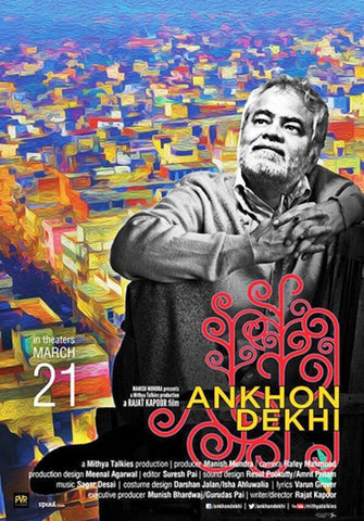 Buy Ankhon Dekhi online for USD 14.78 at alldesineeds