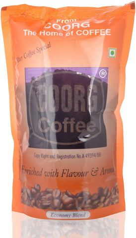 COORG COFFEE Economy Filter Coffee, 200g - alldesineeds