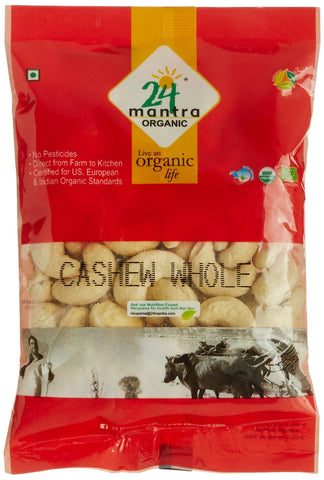 Buy 24 Letter Mantra Cashew Whole 100 g online for USD 16.34 at alldesineeds