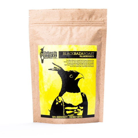 Black Baza Roast Coffee (Medium grind, 250g) - alldesineeds