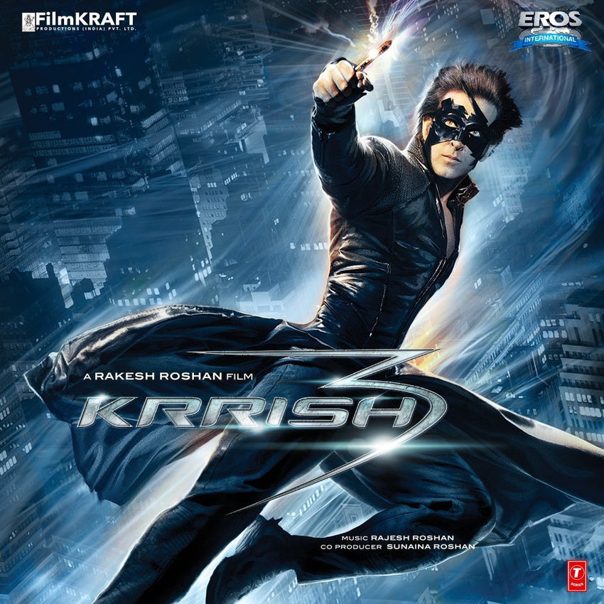 Buy Krrish 3 online for USD 15.61 at alldesineeds
