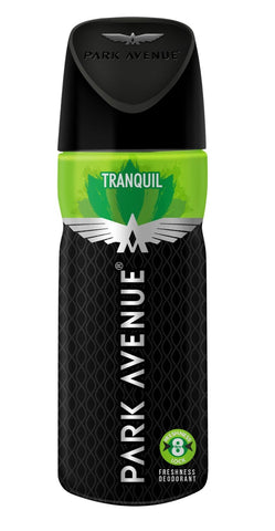 2 x Park Avenue Tranquil Body Deodorant For Men, 100gms each - alldesineeds