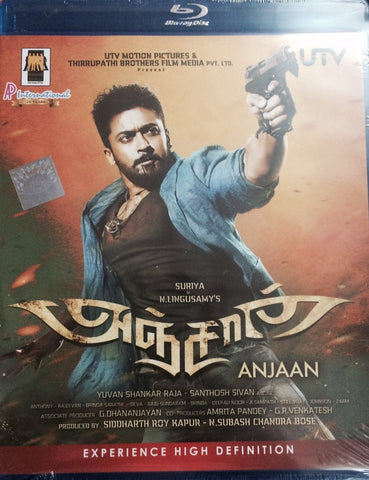 Buy Anjaan BLURAY: TAMIL DVD online for USD 11.25 at alldesineeds