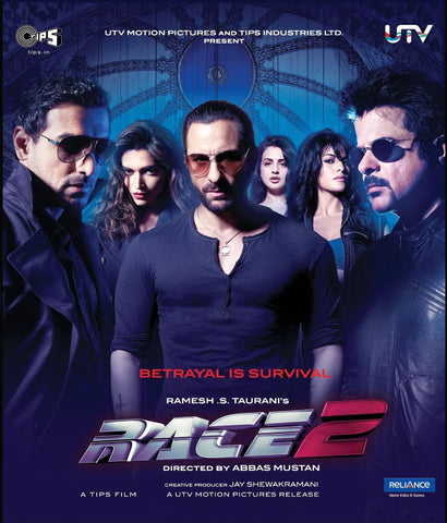 Buy Race 2 online for USD 16.94 at alldesineeds