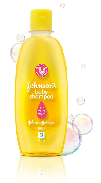 Johnson's Baby NMT Shampoo (200ml) - alldesineeds