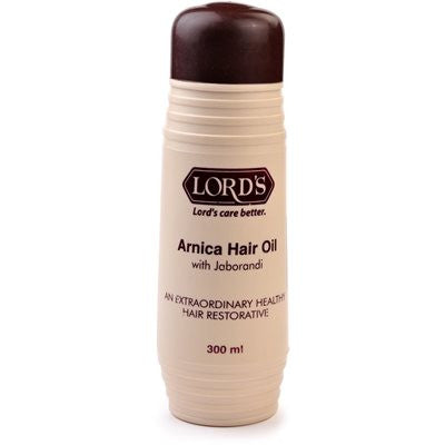 Lords Arnica Hair Oil (300ml)